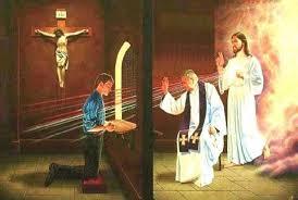 Svätá spoveď a sväté omše